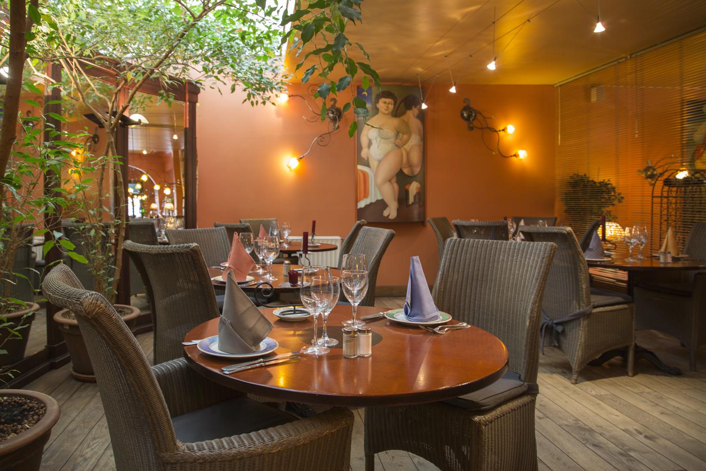 Le d lire parisien for Restaurant cuisine francaise