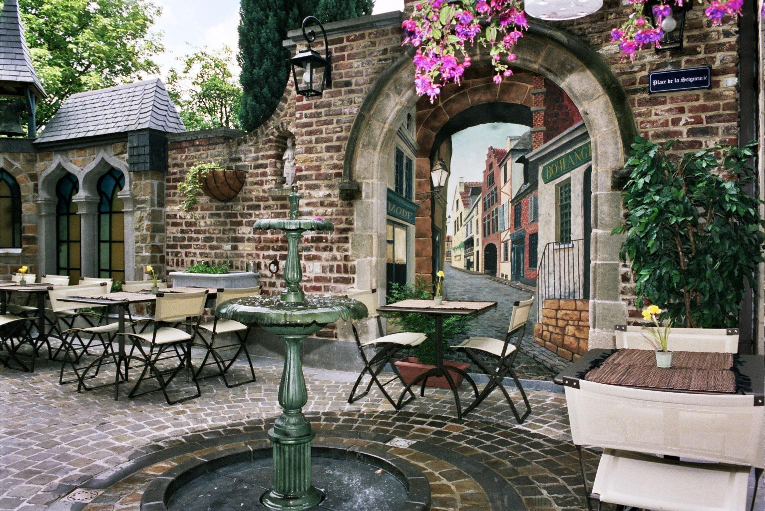 T l chargez une photo for Restaurant cuisine du monde paris
