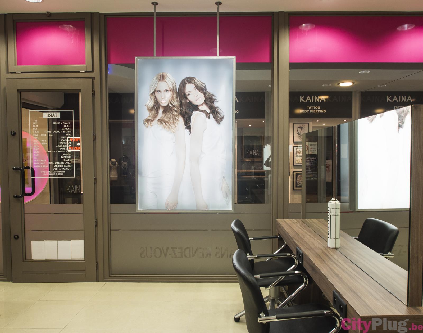 Harrison coiffure for Achat salon de coiffure