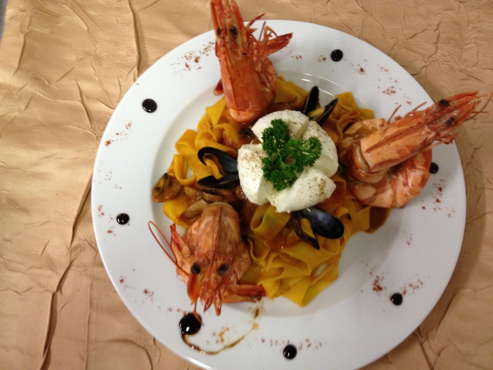 Il capriccio for Cuisine italienne x