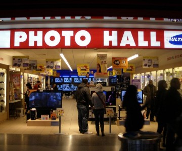 Photo Hall - Médiacité