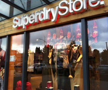 Superdry Waterloo