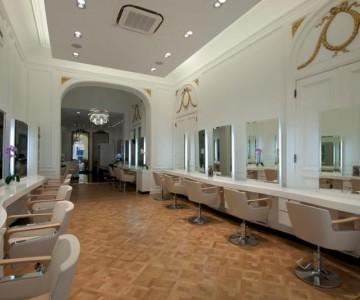 Dessange stephanie for Dessange hair salon