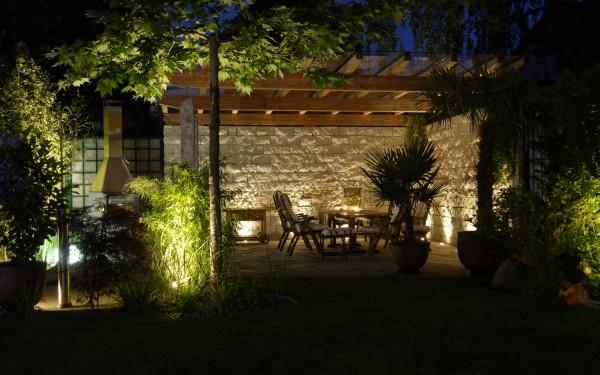 Quel éclairage choisir pour son jardin ?