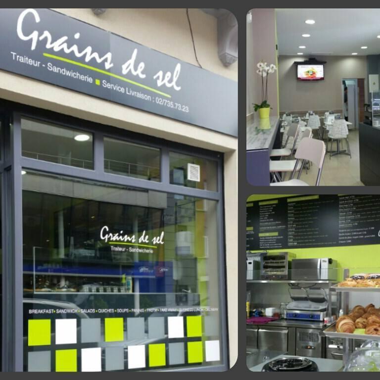 Cafe De La Presse Brunch Menu