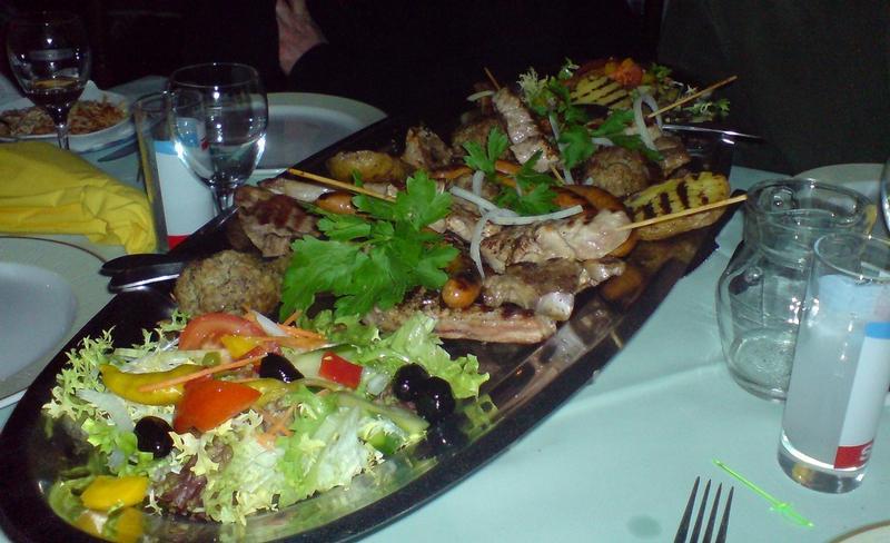 T l chargez une photo for Cuisine grecque