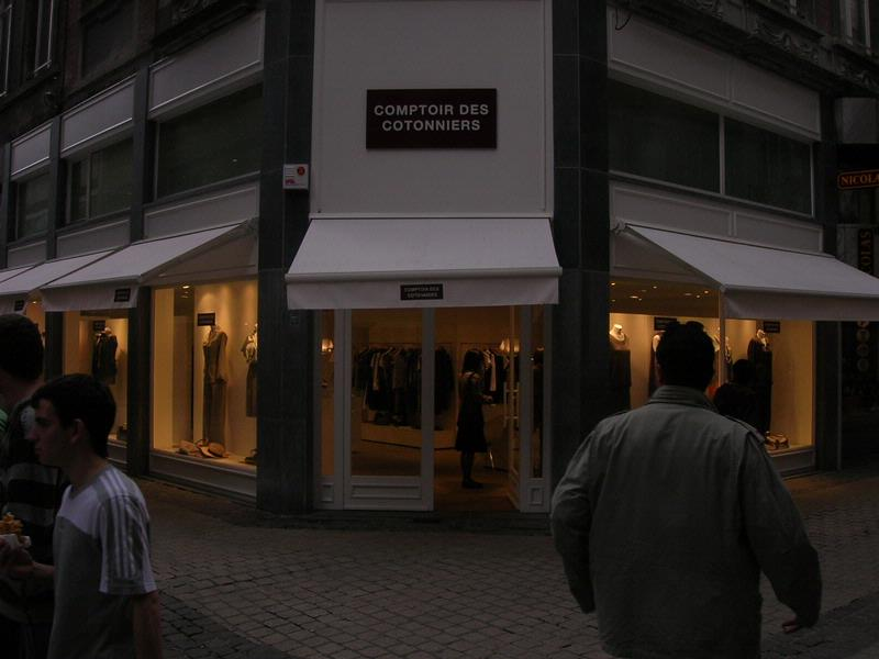 Een foto uploaden - Place des tendances comptoir des cotonniers ...