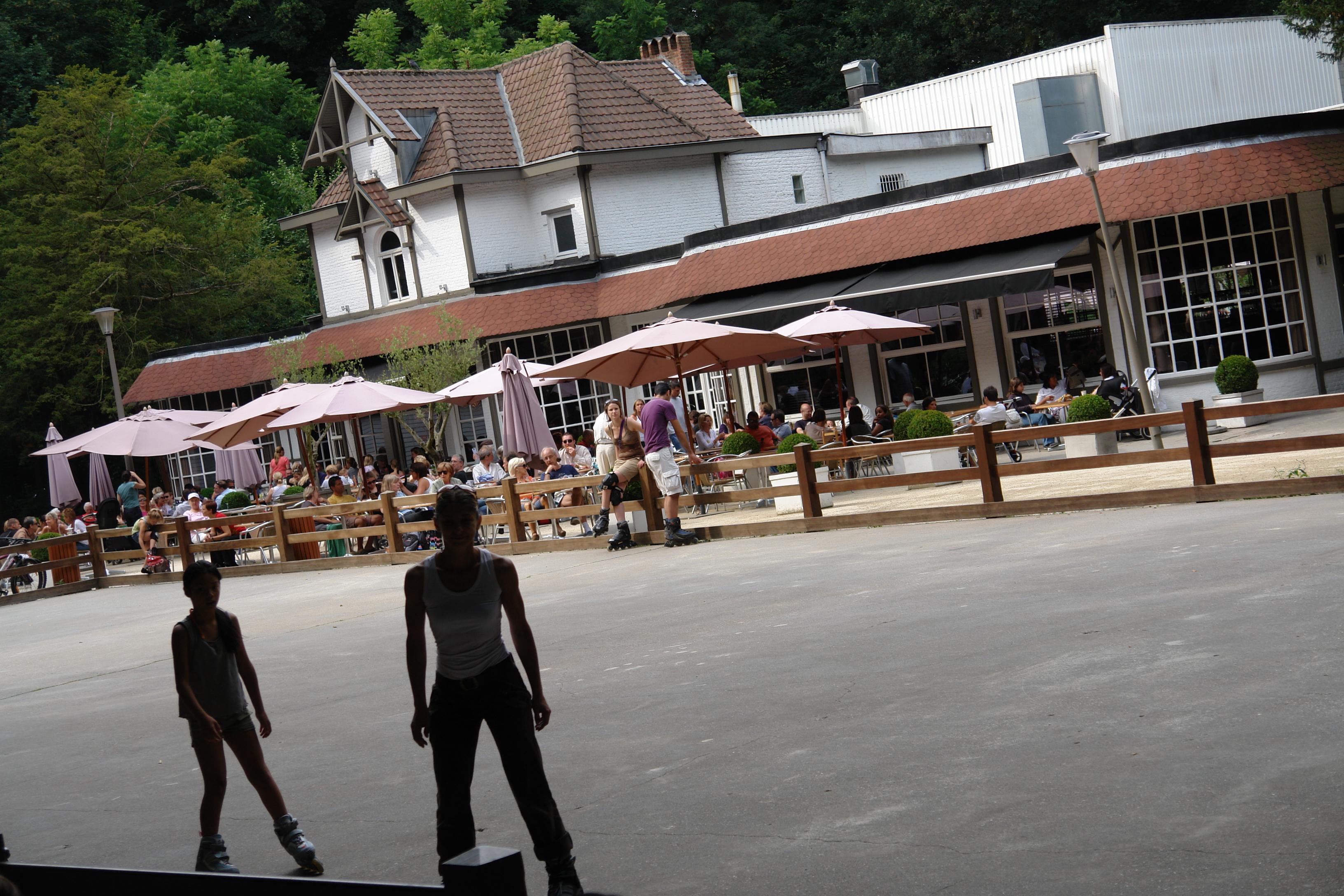 Ces endroits mitig s la patinoire for Bois de la chambre bruxelles