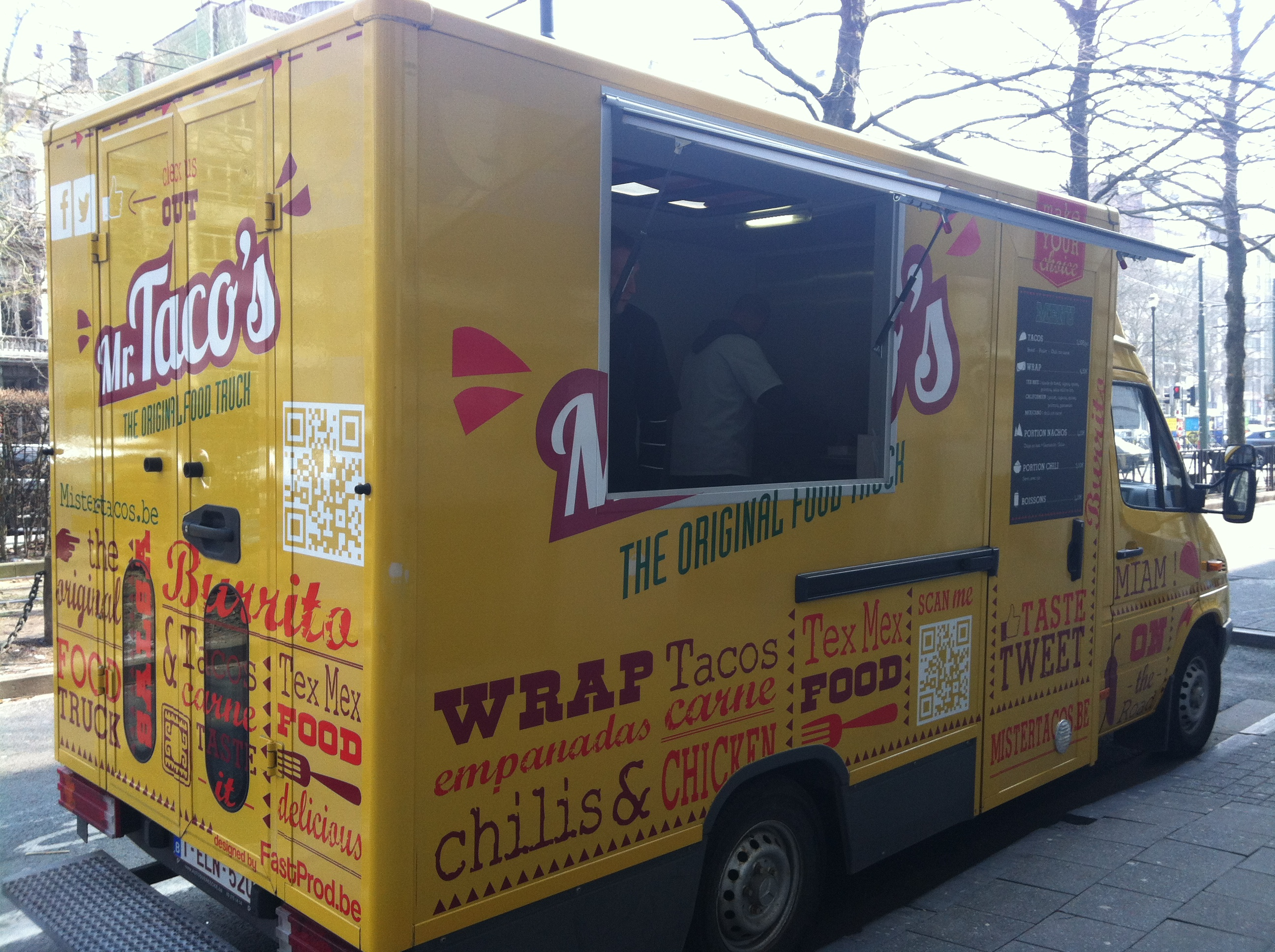 El Camion Food Truck Bruxelles