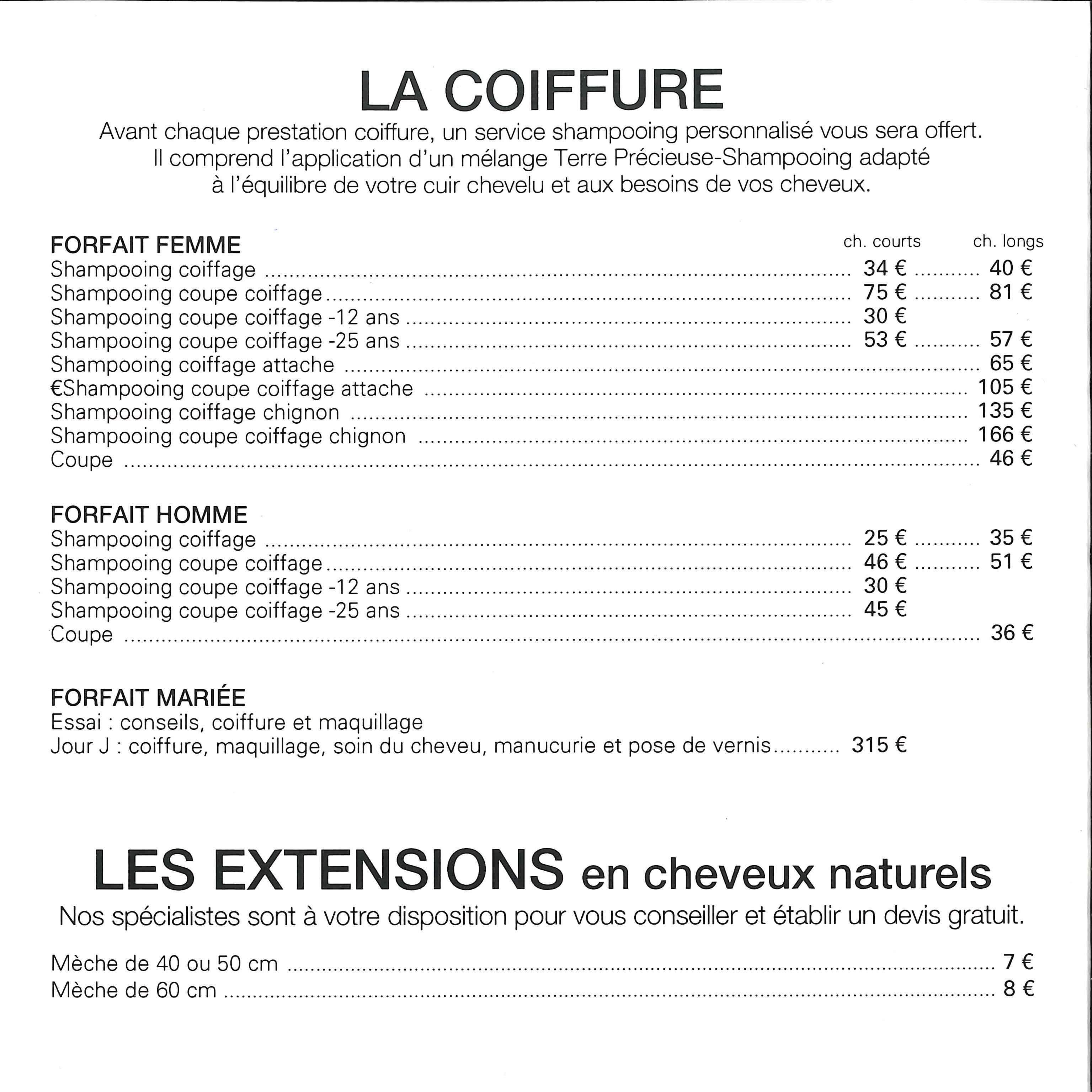 Dessange - Marché aux Herbes | Hair Salon - hairdresser | Brussels ...